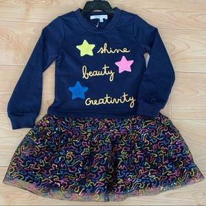 Kate Mack Shine Beauty Creativity Dress
